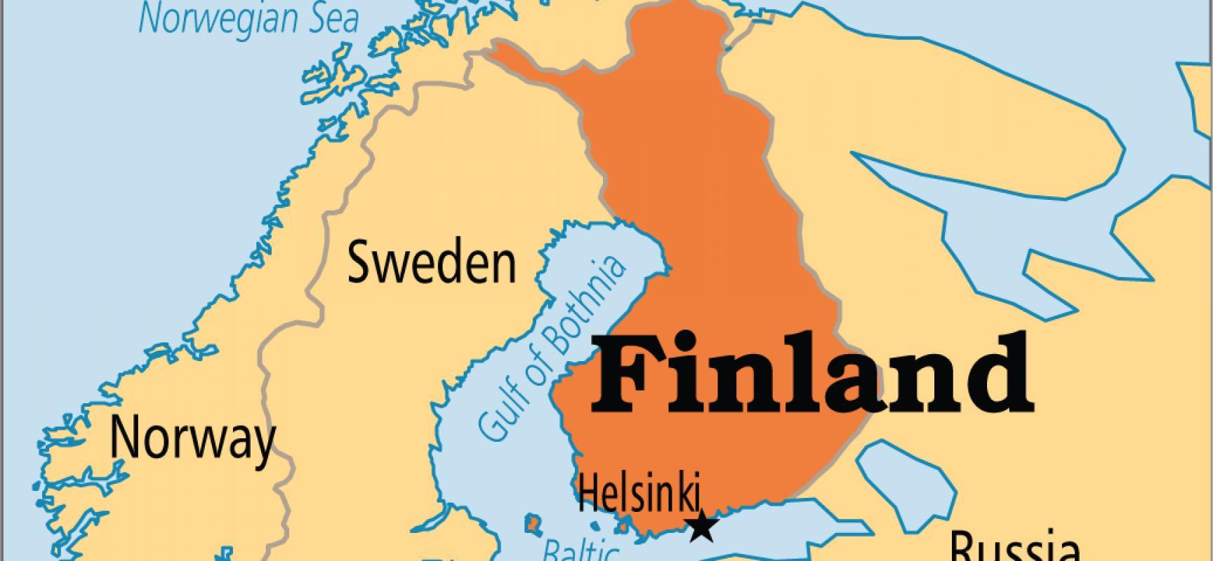 Helsinki Suomen Kartta Kartta Helsinki Pohjois Eurooppa Eurooppa
